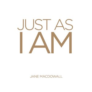 Image for 'JUST AS I AM'