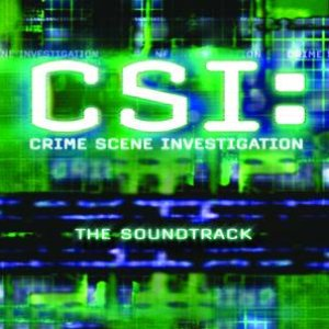 Bild för 'CSI: Crime Scene Investigation The Soundtrack'
