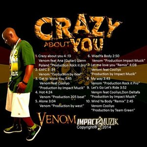 Image for 'Crazy About You (feat. Ana & Glenn Poland)'