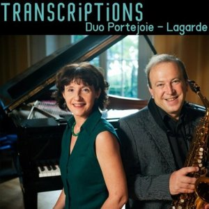 Bild für 'Transcriptions pour saxophone et piano'