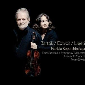 Image for 'Bartok, Eötvös, Ligeti'