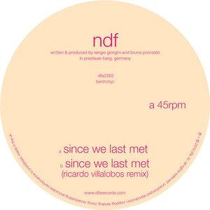 Image for 'Since We Last Met'