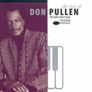 Image for 'The Best of Don Pullen: The Blue Note Years'
