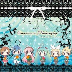 Image for 'Cinnamon Philosophy'