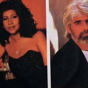 Image for 'Aretha Franklin & Michael McDonald'