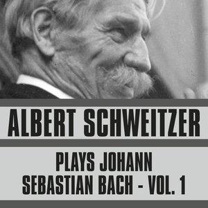 Imagem de 'Plays Johann Sebastian Bach, Vol. 1'