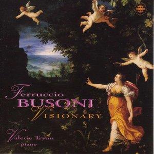 Image for 'Busoni: Visionary'