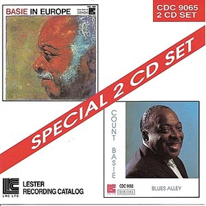 Image for 'Basie In Europe / Blues Alley'