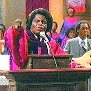 Imagem de 'James Brown with Rev. James Cleveland Choir'