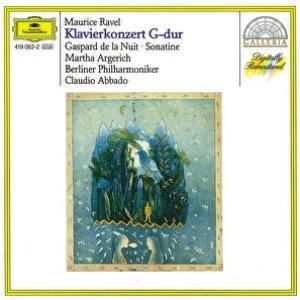 Image for 'Ravel: Piano Concerto in G; Gaspard de la Nuit; Sonatine'