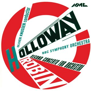 Image for 'Hollway: Second Concerto for Orchestra'