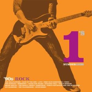 Image for ''90s Rock Number 1's'