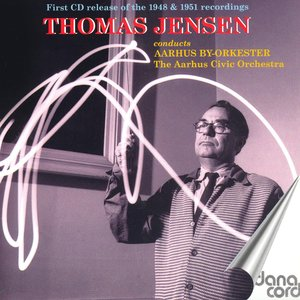 Image for 'Orchestral Music - Kuhlau, F. / Tarp, S. / Massenet, J. / Elgar, E. / Moller, C.C. / Debussy, C. (Aarhus Civic Orchestra, Jensen)  (1948, 1951)'