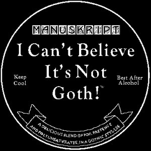 Image for 'I Can't Believe It's Not Goth!'