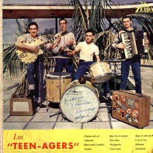 Image for 'Los Teen Agers'