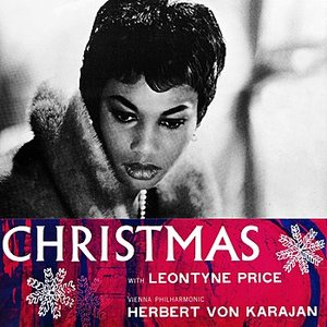 Image pour 'Christmas With Leontyne Price'