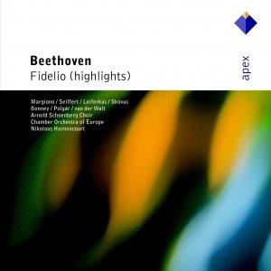 """Image for 'Beethoven : Fidelio : Act 1 """"Jetzt, Schätzchen, jetzt sind wir allein"""" [Jaquino, Marzelline]'"""
