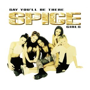 Image for 'Say You'll Be There (Spice of Life Mix) - EP'