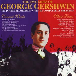Image for 'Two Sides Of George Gershwin'
