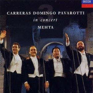 Image for 'José Carreras, Plácido Domingo, Luciano Pavarotti'