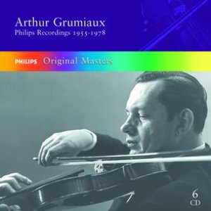 Image for 'Arthur Grumiaux - Philips Recordings 1955-1977'