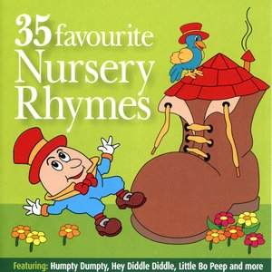 Image for '35 Favourite Nursery Rhymes'