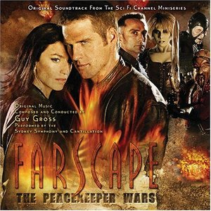Image for 'Farscape: The Peacekeeper Wars OST'