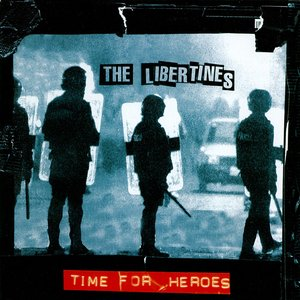 Image for 'Time For Heroes'