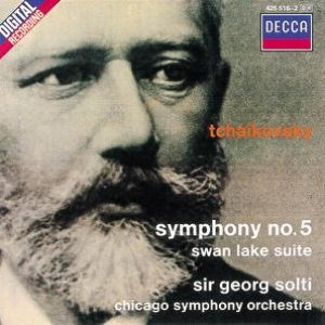 Image for 'Tchaikovsky: Symphony No.5/Swan Lake Suite'