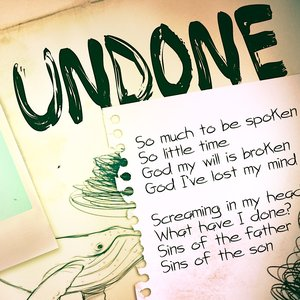 Image for 'Undone'