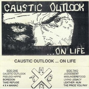 Image for 'Caustic Outlook'