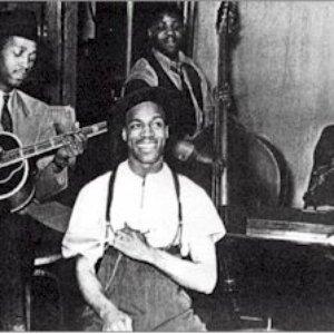 Bild für 'Count Basie & His All American Rhythm Section (featuring Buck Clayton, Trumpet; Don Byas, Tenor Saxophone)'