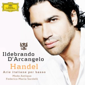 Image for 'Handel Arias'