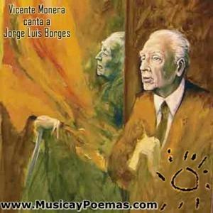 Immagine per 'Vicente Monera canta a Borges'