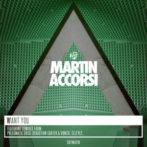 Image for 'Want You (Sebastian Carter & Vonzie Remix)'