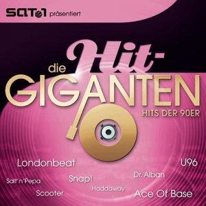 Image for 'Die Hit-Giganten: Hits der 90er'