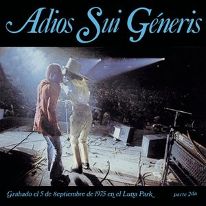 Image for 'Adios Sui Generis Vol. II'
