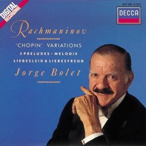 Image for 'Rachmaninov: Solo Piano Works'