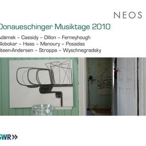 Zdjęcia dla 'Donaueschinger Musiktage 2010'