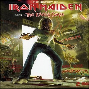 Image for 'The History Of Iron Maiden, Part 1: The Early Days'