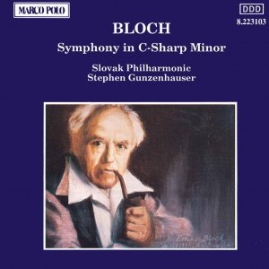Image for 'BLOCH: Symphony in C Sharp Minor'
