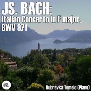 Image for 'Italian Concerto in F major, BWV 971 : II. Andante'