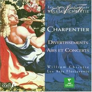 Image for 'Charpentier : Divertissements, Airs & Concerts'