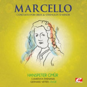 Image for 'Marcello: Concerto for Oboe and Strings in D Minor (Digitally Remastered)'