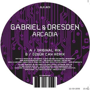 Image for 'Arcadia ( Ozgur Can remix)'