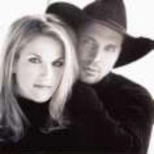 Bild für 'Garth Brooks & Trisha Yearwood'