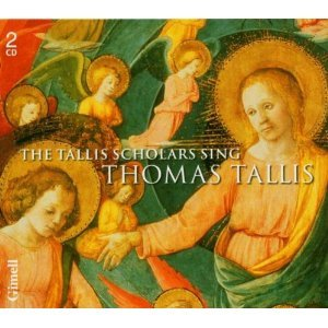 Image for 'The Tallis Scholars Sing Thomas Tallis (disc 1)'