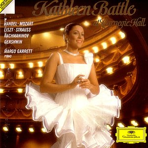 Image for 'Kathleen Battle at Carnegie Hall'