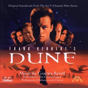 Image for 'Frank Herbert's DUNE - Original Soundtrack from the Sci-Fi Channel MiniSeries'