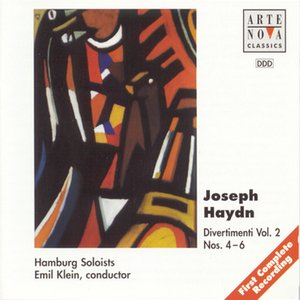 Image for 'Haydn: Divertimenti Vol. 2'